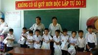 'Mô-tô học bổng' ra đảo Lý Sơn