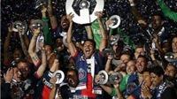 PSG vô địch và lập kỉ lục. Ibrahimovic trở thành Vua phá lưới Ligue 1