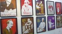 Họa sĩ Trần Mai và bức tranh thứ 80 về Hồ Chủ tịch