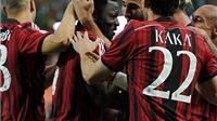 Thắng Sassuolo 2-1, AC Milan vẫn không giành được vé dự Europa League