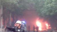 Hơn 120 người thương vong trong vụ nổ ở Tân Cương (Trung Quốc)