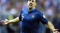 World Cup 2014, lần cuối của Ribery