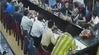 Hiệu trưởng bị hành hung khẳng định không xúc phạm, trù dập giáo viên