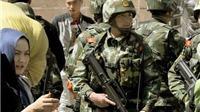 Điều tra vụ nổ tại Tân Cương: 4 trong số 5 kẻ khủng bố chết tại chỗ