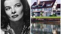 Chiêm ngưỡng dinh thự 14,8 triệu USD của huyền thoại điện ảnh Katharine Hepburn
