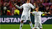 Real Madrid - Atletico Madrid (4-1): Thỏa giấc mơ 'Decima'