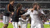 Chấm điểm Real Madrid - Atletico: Không ai xuất sắc bằng Ramos