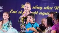 Nick Vujicic mong người Việt luôn đoàn kết, yêu thương nhau