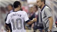 Landon Donovan 'nổi đóa' với HLV Juergen Klinsmann