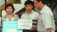 Hỗ trợ 132 triệu đồng cho ngư dân có tàu cá bị tàu Trung Quốc đâm chìm