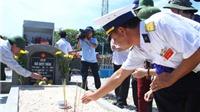 Gần 200 đại biểu của đoàn 'Hành trình vì biển đảo quê hương' lên đường tới Trường Sa