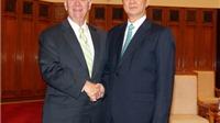 Thượng nghị sỹ Hoa Kỳ Benjamin Cardin sẽ đưa vụ giàn khoan Hải Dương 981 ra Diễn đàn Shangri-La