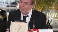 Nam diễn viên xuất sắc nhất LHP Cannes Timothy Spall: Cuối cùng cũng được làm 'cô dâu'