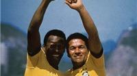 Ronaldo, Garrincha & những huyền thoại đánh bại sự nghiệt ngã của số phận