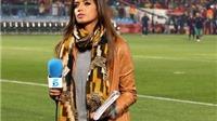 Bồ Casillas háo hức được tái xuất mùa World Cup