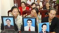 Tuyên án tử hình hai bị cáo vụ sát hại dã man 5 phu trầm