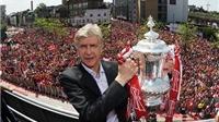 Wenger CHÍNH THỨC ở lại Arsenal đến 2017. Roy Hodgson: 'Tôi sẵn sàng loại Rooney nếu cần'