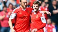 Liverpool mua Lallana và Lambert: 'Latin hóa' lối chơi bằng... người Anh