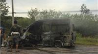 Xe chở du khách Việt Nam gặp nạn ở Thái Lan, 13 người thiệt mạng