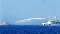 Trung Quốc tăng cường 2 tàu quân sự ở phía Tây Nam giàn khoan Hải Dương - 981