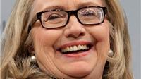 Cựu Ngoại trưởng Mỹ H.Clinton ra mắt hồi ký mới