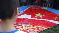 Tuổi nhỏ khẳng định 'Trường Sa, Hoàng Sa là của Việt Nam' giữa bảo tàng