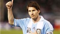 'Cần một khẩu súng để chặn Messi'