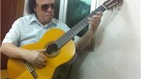 Nghệ sĩ guitar Văn Vượng: Dùng tiếng đàn, nốt nhạc làm vũ khí