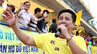 NSƯT Chí Trung: Xem bóng đá ở Việt Nam khổ nhưng vẫn... 'nghiện'