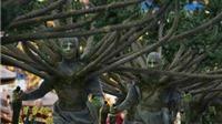 Khai mạc World Cup 2014: Hồn đất nước trong dáng hình 'cây lạ'
