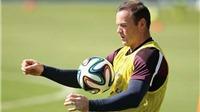 World Cup ngày 13/6: 58 cầu thủ sinh nhật ở World Cup 2014. Chicharito dự bị trận gặp Cameroon