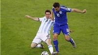 Messi tỏa sáng, Argentina  thắng chật vật 2-1 Bosina