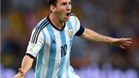 Chấm điểm Argentina 2-1 Bosnia: Chưa rực rỡ, Messi vẫn là số 1