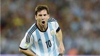 Messi là Argentina, hoàn toàn không thể khác