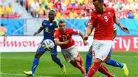 Góc thơ LÊ THỐNG NHẤT: Bình luận trận Thụy Sĩ - Ecuador 2-1