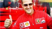 NÓNG: Michael Schumacher đã thoát khỏi hôn mê sâu