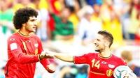 Bỉ - Algeria 2-1: Khởi đầu nhọc nhằn của 'Quỷ đỏ'