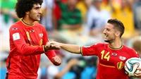 'Tóc xù' Fellaini cứu nguy cho tuyển Bỉ