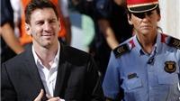 Lionel Messi được miễn truy cứu cáo buộc trốn thuế