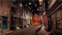 Khánh thành khu Hẻm Xéo trong Công viên Harry Potter