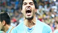 Một mình Suarez nhấn chìm Tam sư