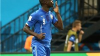 Thông điệp của Balotelli tới người Anh: 'Tôi muốn hôn Nữ hoàng nếu Italy đánh bại Costa Rica'