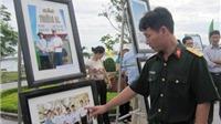 Quảng Bình: Triển lãm ảnh biển đảo trên quê hương Mẹ Suốt