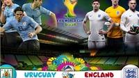 Hodgson thua trận thứ 4 liên tiếp tại World Cup, Suarez tiếp bước Maradona và Garrincha
