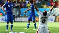 Những thông tin thú vị xung quanh trận Italy - Costa Rica