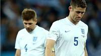 5 điều đội tuyển Anh cần làm sau khi bị loại khỏi World Cup 2014