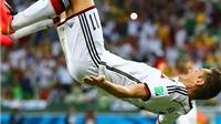 Chấm điểm Đức - Ghana: Ngày Klose trở thành 'cứu tinh' của đội tuyển Đức