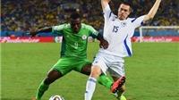 Thua 0-1 Nigeria,  Bosnia &Herzegovina chính thức bị loại