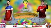 Thông tin thú vị trận Mỹ - Bồ Đào Nha 2-2: Lần đầu tiên trọng tài cho giải lao đột xuất