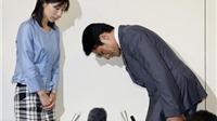 Chính trị gia Nhật Bản 'muối mặt' vì xúc phạm nữ đồng nghiệp